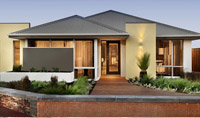 The Imperial Retro Display Homes Perth