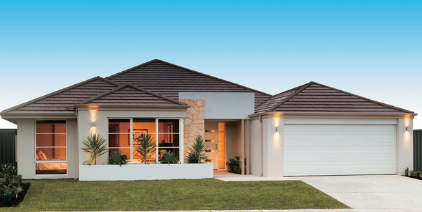 Affordable homes wa montecido display home affordable for Affordable house plans for large families