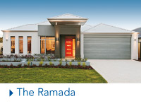 The Ramada Display Homes Perth