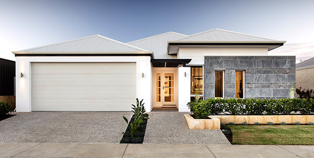Front Elevation Designs Perth : The star city affordable living homes