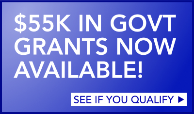 55k in govt grants now available